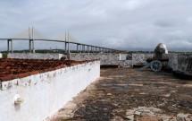Forte dos Reis Magos com Vista da Ponte Newton Navarro