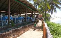 Restaurante com Vista da Baía dos Golfinhos
