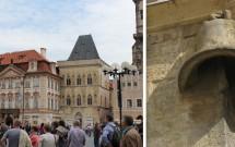 Palácio Kinský e Casa do Sino de Pedra