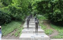 Monumento às Vítimas do Comunismo no Monte Petřín