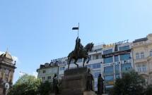 Estátua equestre de São Venceslau