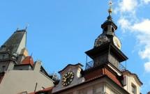 Relógio da Prefeitura