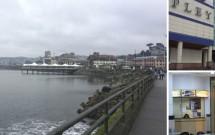 Orla de Puerto Montt e o Shopping Paseo Costanera
