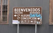 Cerro Alegre e Cerro Concepción em Valparaíso no Chile