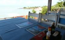 Vista do Restaurante Mirante dos Golfinhos