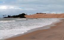 Belo Visual da Praia de Genipabú