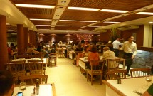 Ambiente Climatizado no Restaurante Camarões Potiguar