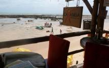 Caxangá: Vista pro Mar em Maré Baixa