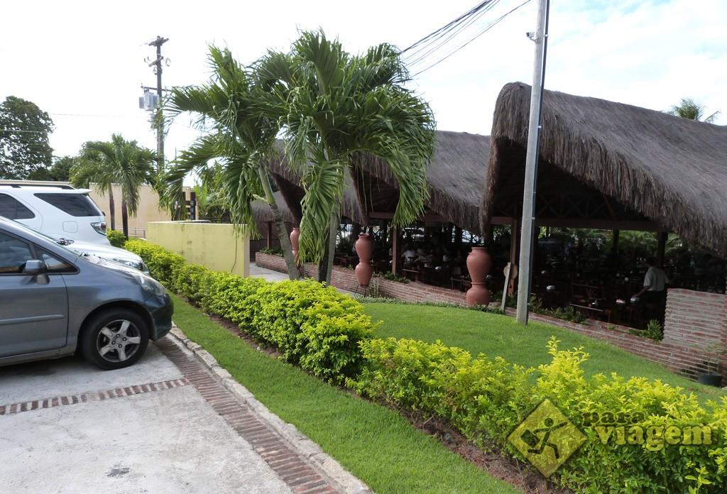 Estacionamento do Restaurante Tábua de Carne