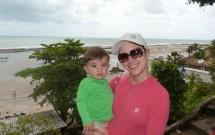 Jaque e Daniel na Praia de Pipa/RN