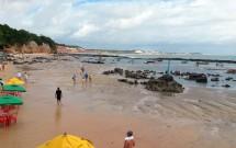 Um Dia em Família na Praia da Pipa no RN