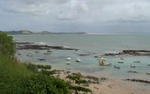 Praia de Pipa Vista de Cima