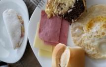 Variedade no Café da Manhã