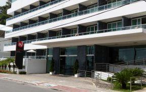 Nord Class Blue Sunset: Hotel de Frente para o Mar em João Pessoa