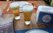 Cerveja Gelada no Retaurante Estaleiro