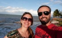Eu e Ela na Ponta do Seixas