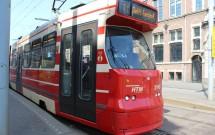 O Tram (bonde) de Haia