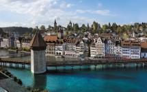 Roteiro de 1 Dia em Lucerna na Suíça