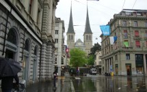 Hofkirche de Lucerna