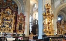 Os altares da Hofkirche