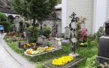 Cemitério da Stift St. Peter
