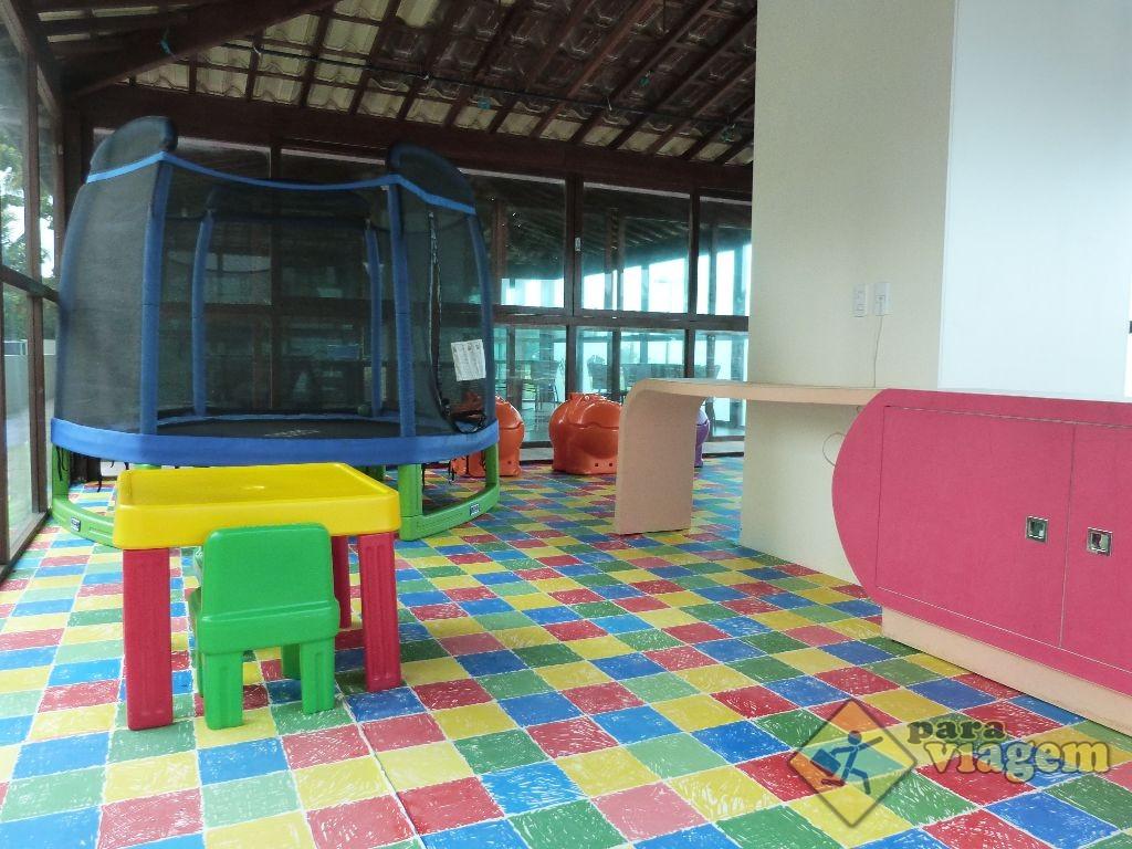 Área Infantil do Nord Luxxor Tabatinga