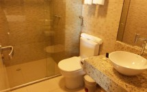 Banheiro do Nord Luxxor Tabatinga