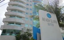 Beach Class Suites: Linda Vista da Praia de Boa Viagem em Recife