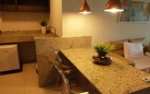Mesa e Cozinha do Nord Luxxor Tabatinga