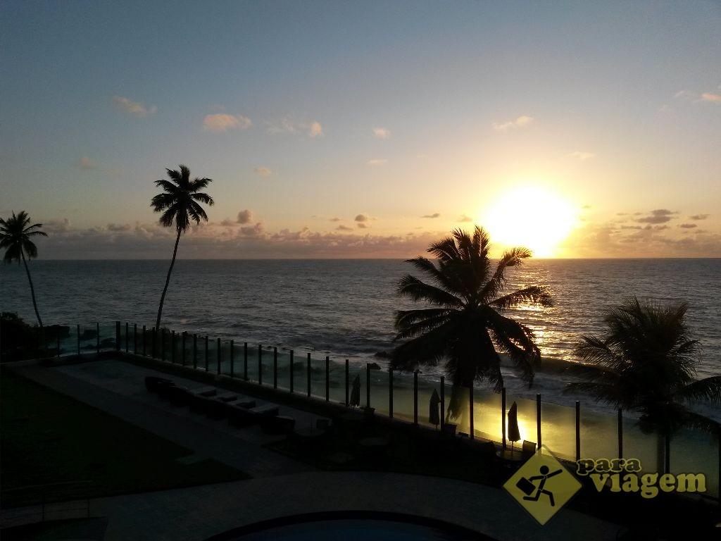 Nascer do Sol na Praia de Tabatinga