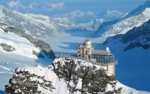 Passeio ao Jungfraujoch: Grindelwald, Top of Europe e Lauterbrunnen