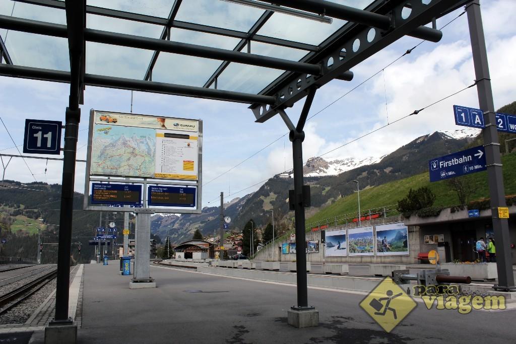 Estação de Grindelwald