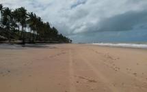 Visual da Praia de Coqueirinho