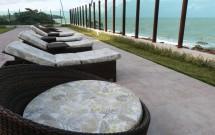 Relaxar em Frente a Praia no Luxxor Tabatinga
