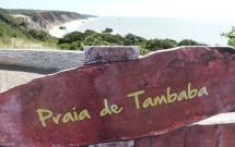Sinalização da Praia de Tambaba