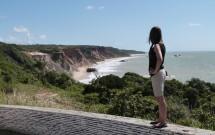 Vista do Mirante na Entrada da Praia de Tambaba