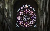 Rosácea de São Vito em Praga