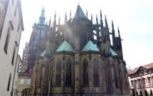 Fundos ca Catedral de São Vito