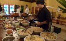 Jantar com Massas Feitas na Hora pelo Chef