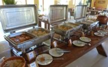 Buffet Variado no Almoço