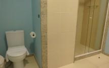 Banheiro dos Quartos do Haras Morena