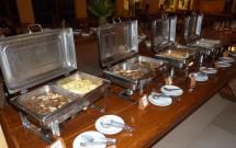Jantar no Haras Morena