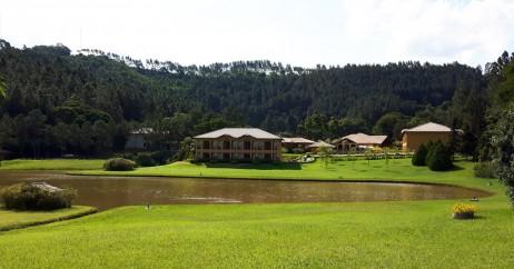 Lago Principal do Haras Morena