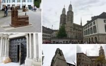 Grossmünster: a Catedral de Zurique