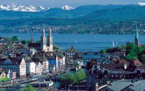 Roteiro de 1 Dia em Zurique na Suíça
