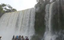 Circuito Inferior das Cataratas no Lado Argentino