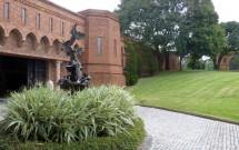 Área Externa do Instituto Ricardo Brennand