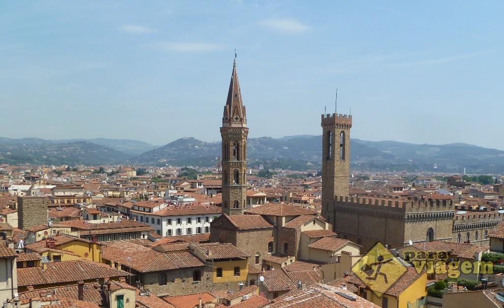 Torre da Badia Fiorentina e o Bargello