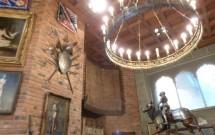 Interior do Castelo no Instituto Ricardo Brennand