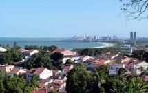 Vista do Alto da Sé em Olinda